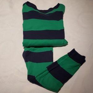 Boys GAP Striped Pajamas